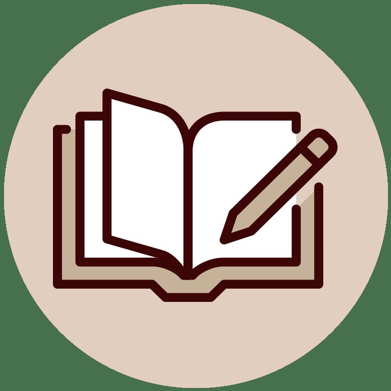 Ikona zeszytu iołówka